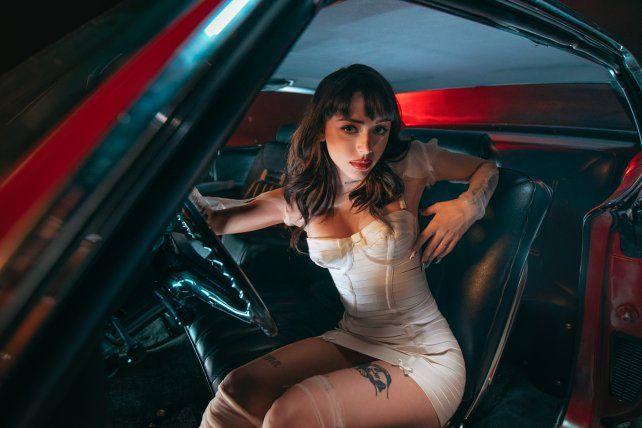 Nicki Nicole, en un sexy lanzamiento