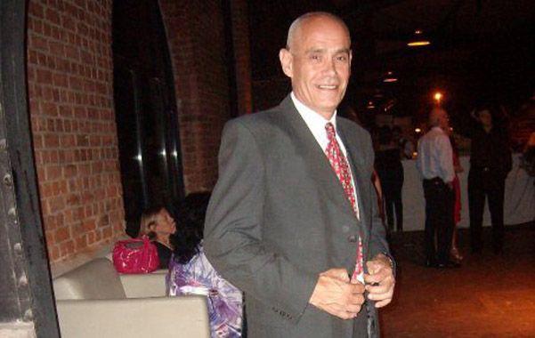 Rodríguez Pastor antes del caso por el que fue a prisión. Tenía 56 años.
