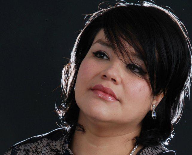 La soprano Monserrat Maldonado.