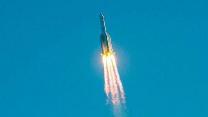 Todavía sin certezas, esperan el impacto contra la atmósfera del cohete chino sin control