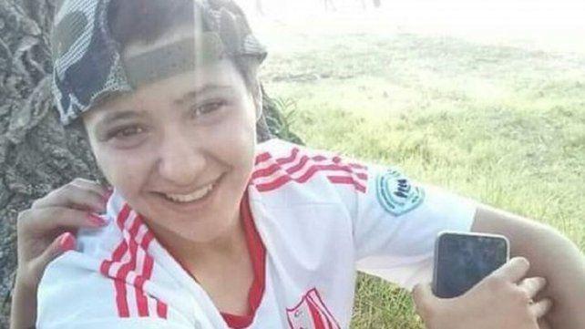 Tehuel De la Torre tiene 22 años y es militante del colectivo trans. Desapareció el pasado 11 de marzo.