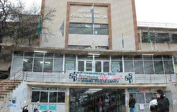 El Hospital San Martín