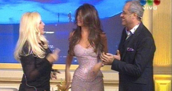 Rial y la Niña Loly confesaron intimidades a Susana