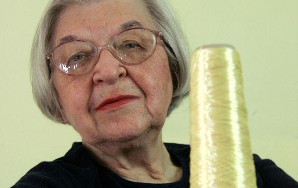 Stephanie Kwolek tenía 90 años.