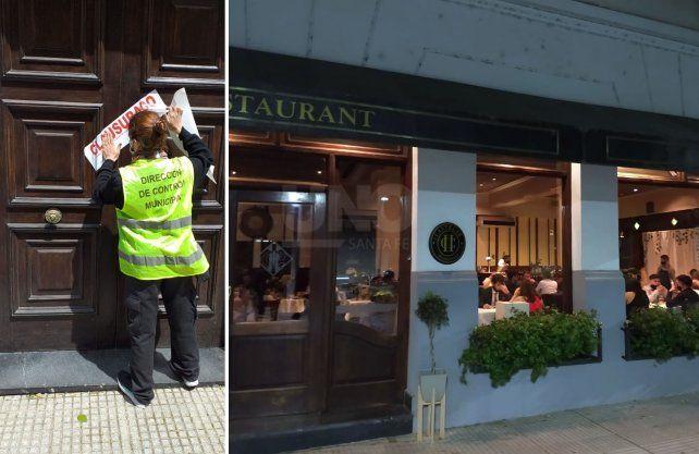 la-clausura-del-municipio-al-restoran-del-hotel-castelar-el-fin-semana