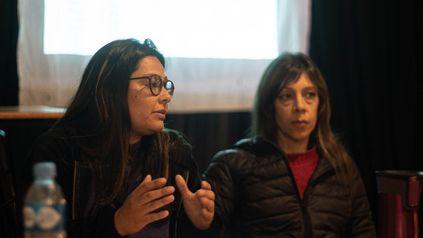 Jimena Sosa, precandidata a diputada nacional de la lista (R)Evoluciones la Izquierda.
