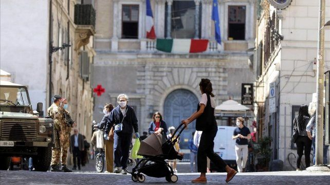 La vuelta a la normalidad es casi un hecho en Italia