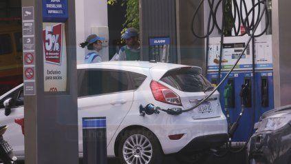 Combustibles: YPF aumentó sus precios