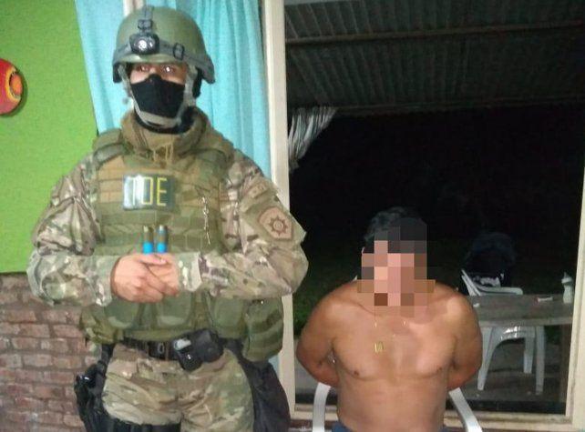 Detuvieron al hermano de un policía por el asesinato de Coto Medrano