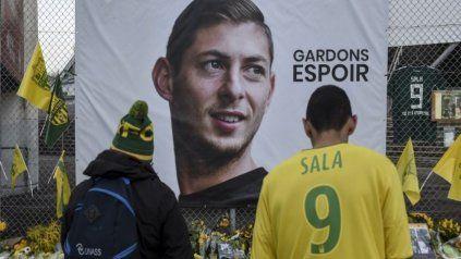 A dos años. Sala había desaparecido el lunes 21 de enero cuando volaba desde Nantes (Francia) rumbo a Cardiff (Gales).