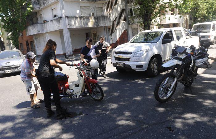 Desde la provincia advierten que hay prácticas irresponsables en muchos motociclistas.