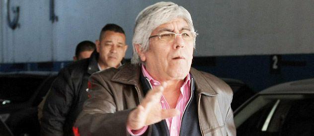 El sindicalista de los camioneros y titular de la CGT