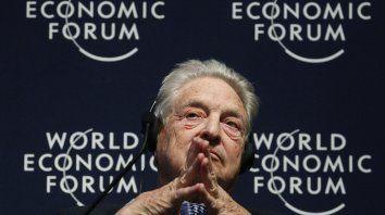 George Soros, uno de los magnates que quiere pagar más impuestos.