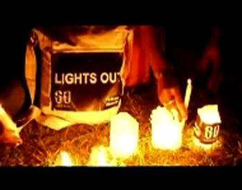 Más de 1.200 millones de personas apagan la luz para defender el medio ambiente