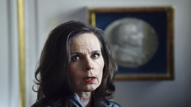 Sara Danius tenía 57 años.