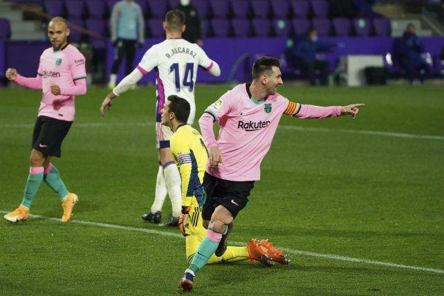 Lionel Messi es el nuevo rey del fútbol mundial
