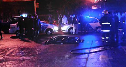 Las muertes de tres jóvenes en un choque sacuden a Villa G. Gálvez