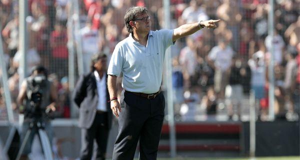 Martino: Con este triunfo adquiere más valor el empate del otro día