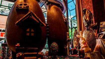 Bariloche, entre la Fiesta del Chocolate y la exponencial revolución gastronómica