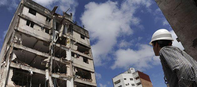 La explosión en el edificio de Salta 2141 colapsó y se derrumbó. Por la tragedia fallecieron 22 personas.
