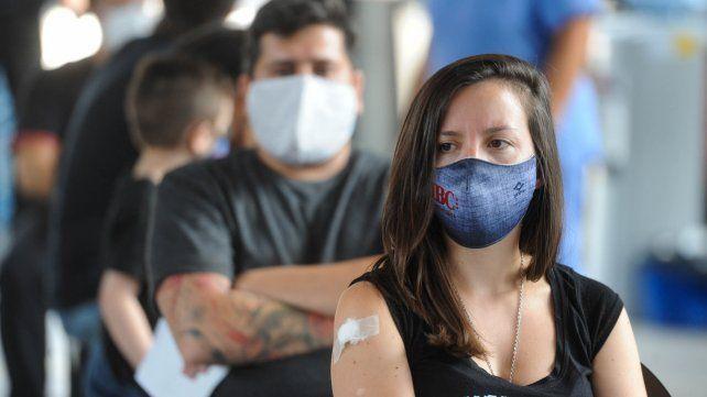 Coronavirus: Rosario registró 154 casos de los 386 que se reportaron en la provincia
