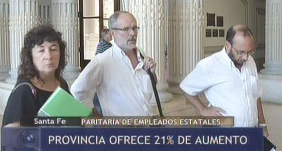 ATE y UPCN también consideraron insuficiente la oferta de aumento salarial