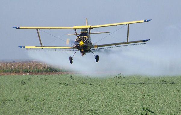Dañino. Cada vez más se relaciona la incidencia negativa de productos fitosanitarios y la fumigación en la salud humana.