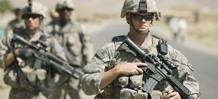 La crisis empuja a los jóvenes de EEUU a alistarse en el ejército