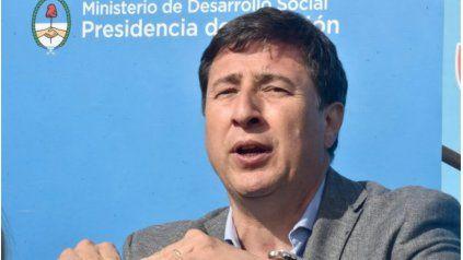 El ministro de Desarrollo Social, Daniel Arroyo.
