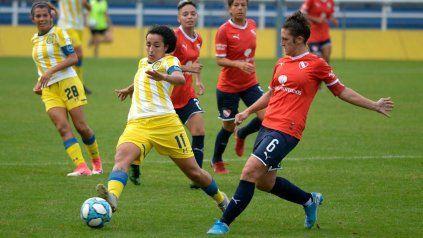 Erica Lonigro, la goleadora histórica de Rosario Central, buscará dejar su sello en la red de Comunicaciones.
