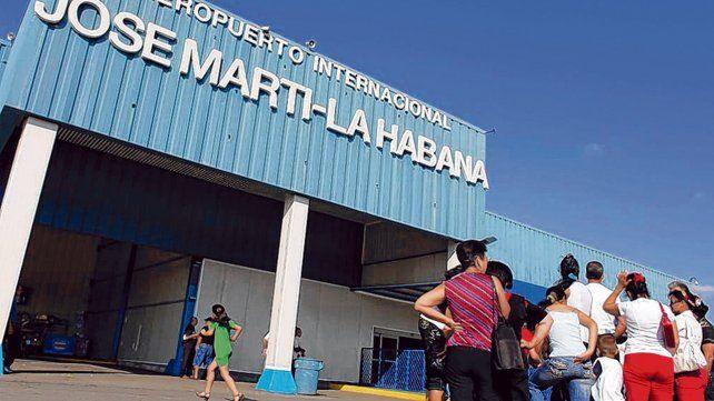Único. El aeropuerto de La Habana es desde ahora el único punto de ingreso aéreo desde EEUU.