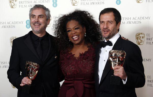 Imparable. Alfonso Cuarón