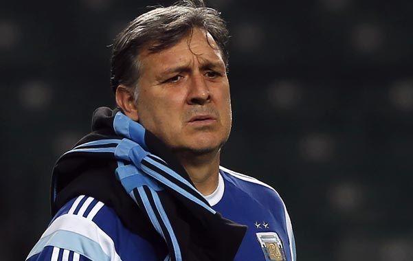 Martino rescata la figura de Messi y sale al cruce de las duras críticas.