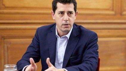 El ministro del Interior, Wado de Pedro, puso a disposición su renuncia.