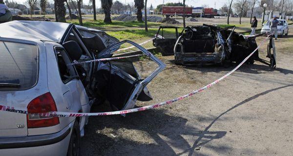 Ya son seis los muertos y dos heridos graves tras un fatal accidente en Zavalla