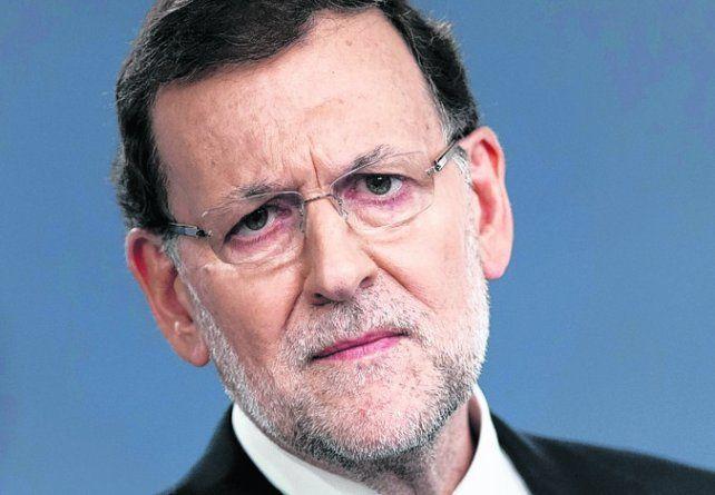 mala noticia. Mariano Rajoy gobierna España desde 2011.