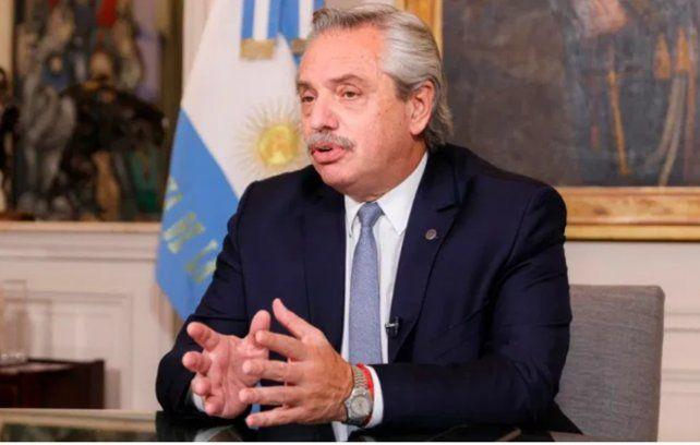 Alberto Fernández le pidió ayuda a Putin para garantizar el envío regular de vacunas