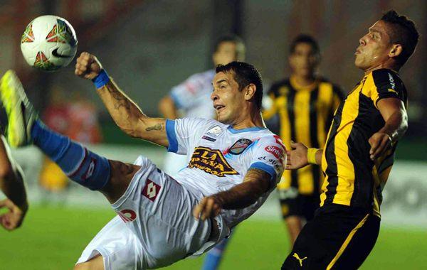 Los de Sarandí vencieron a los aurtinegros la semana pasada 1 a 0.