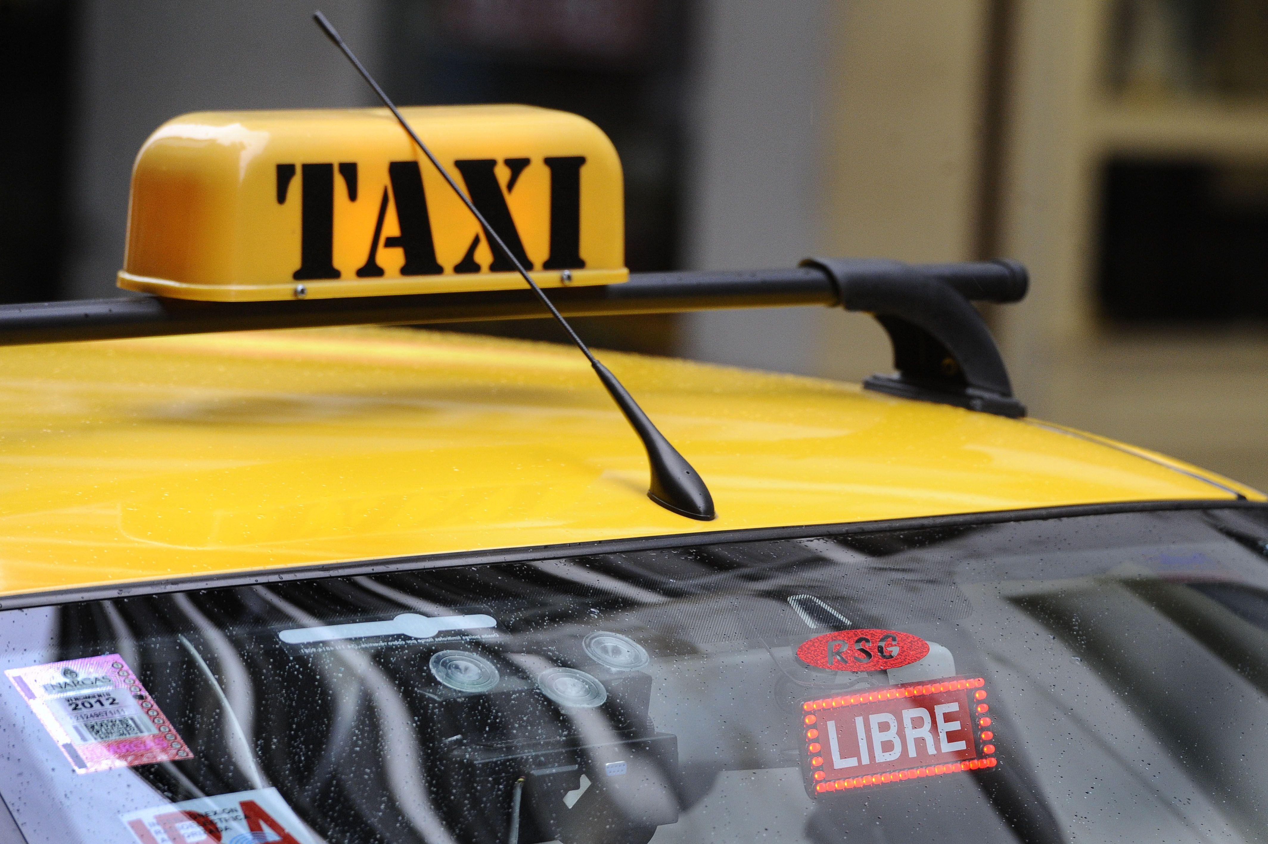 Las autoridades adelantaron que el chofer no podrá volver a conducir taxis