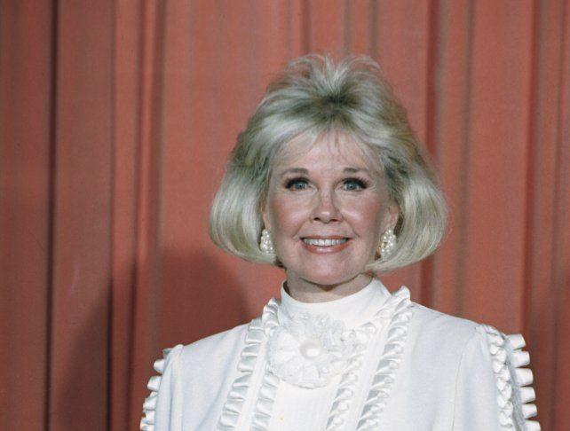 Murió a los 97 años la estrella de Hollywood Doris Day