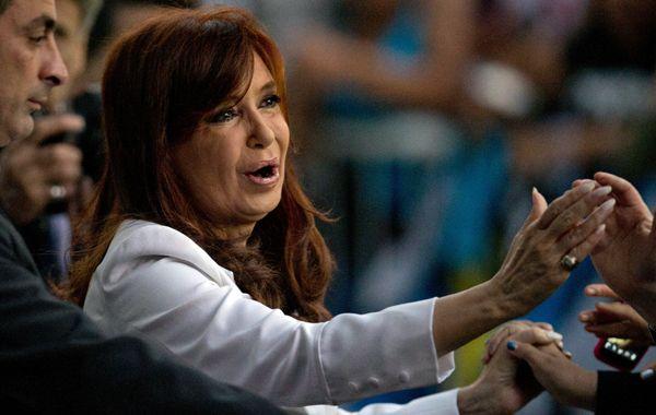 Cristina quiere acordar con el cien por cien de los acreedores pero bajo condiciones justas