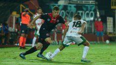 Se sumó a barrio Tablada: Lucas Catramado viene de jugar en el fútbol de Costa Rica y con pasado en Rosario Central.