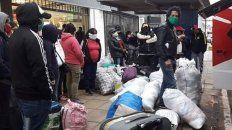 Desde el 20 de marzo, la Municipalidad activó los protocolos necesarios y realizó la coordinación correspondiente para que 82 personas -hasta el momento- pudieran regresar a sus lugares de origen.