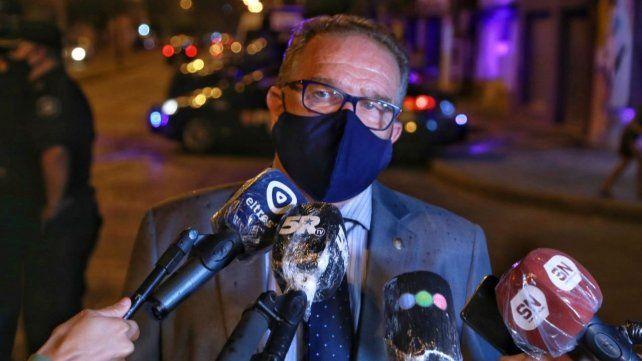 La gente necesita sentirse cuidada, afirmó Lagna, el flamante ministro de Seguridad provincial
