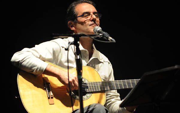 Lejos del artificio. Fandermole presentó su disco en Buenos Aires.