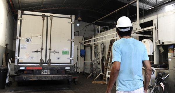 Se robaron un camión cargado con carne de un galpón de la zona sudoeste de Rosario