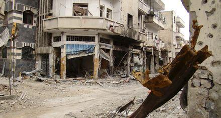 Siria: 83 naciones proveerán ayuda material a los rebeldes contra Assad
