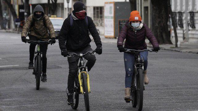 El tiempo en Rosario: pasó la lluvia, el sol se asomará, pero regresa el frío intenso por varios días