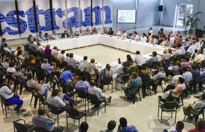 La Festram volverá a encontrarse con intendentes y presidentes de comuna en 48 horas.