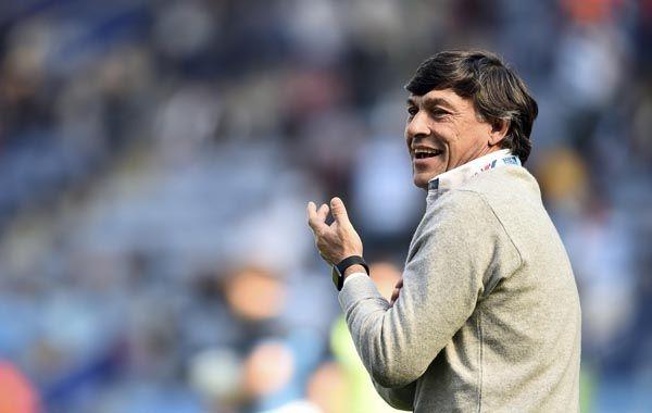 El entrenador valoró el triunfo ante Namibia.